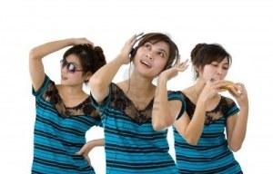 """""""3 singes modernes"""""""