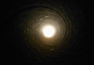 """""""Soyons plein d'espérance !"""" Dans le tunnel par Adrian Paulino"""