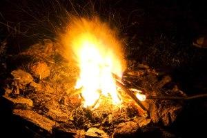 """Le feu par Petr Kratochvil""""Ma Parole n'est-elle pas comme un feu...?"""""""