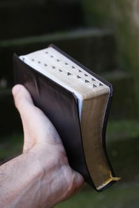 Saint Bible par Vinicius de Carvalho Venâncio
