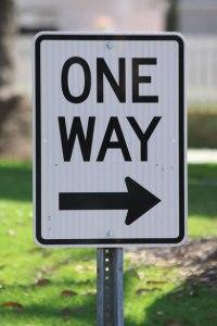 Inscrivez-vous - Une façon par Andrew Schmidt Plus d'issue ? Si ! Une !