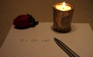 Tard dans la nuit par Jani Ravas