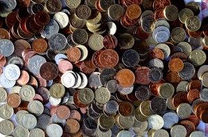 Fond d'argent par George Hodan
