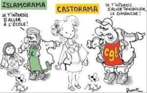 Dessin de Plantu. Le Monde, 1er octobre 2013