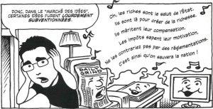 Idées subversives subventionnées... (Goodwin/Burr. Economix)