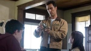 """""""Interstellar"""", de Christopher Nolan(2014), avec Matthew McConaughey(sur la photo). """"C'est cassé ? T'inquiètes, je gère..."""" !"""