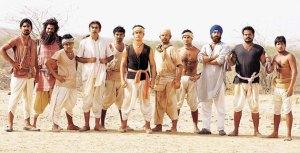 """L'esprit d'équipe selon """"Lagaan""""(""""Once Upon a Time in India""""), un film indien réalisé par Ashutosh Gowariker(2001)"""