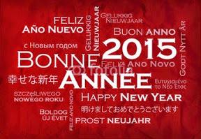 Une bonne année 2015, pleine de grâce !