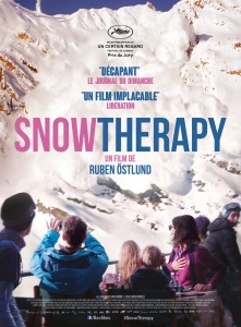 """""""Tout est-il sous contrôle"""" ? Snow Therapy, un film suédois de Ruben ÖSTLUND (2014)"""