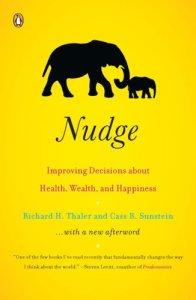 """""""Nudge"""", de Richard H. Thaler et Cass R. Sunstein"""