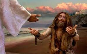 Jésus et l'homme de Gedara : une libération totale mise en oeuvre !