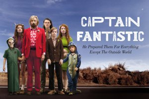 """Captain fantastic"", de Matt Ross(2016) : ""préparer au monde"", là est la question !"